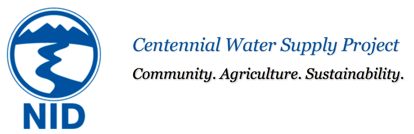 Centennial Water Supply Project Logo